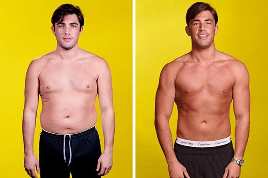 Jack Fincham Weight Loss How Love Island Star Shed 2st